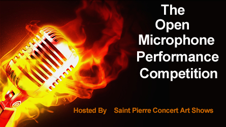 The Open Microphone Performance Competition