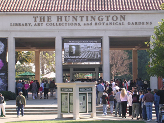 The Huntington Museums and Gardens